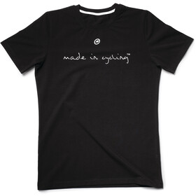 assos Made in Cycling T-shirt Kobiety, block black